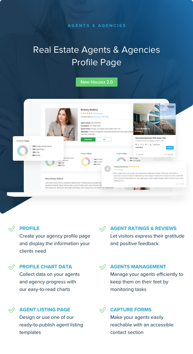 Houzez - Real Estate WordPress Theme - 16