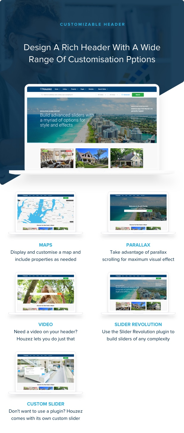 Houzez - Real Estate WordPress Theme - 20