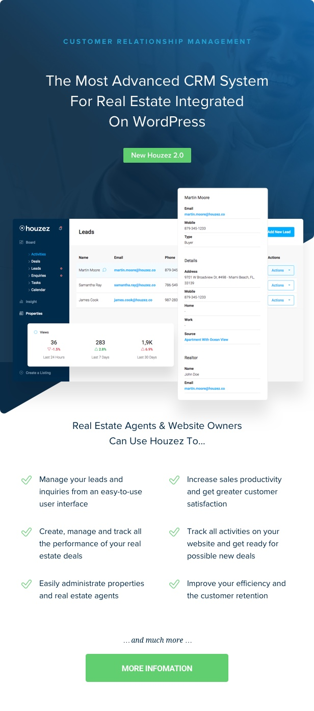 Houzez - Real Estate WordPress Theme - 9