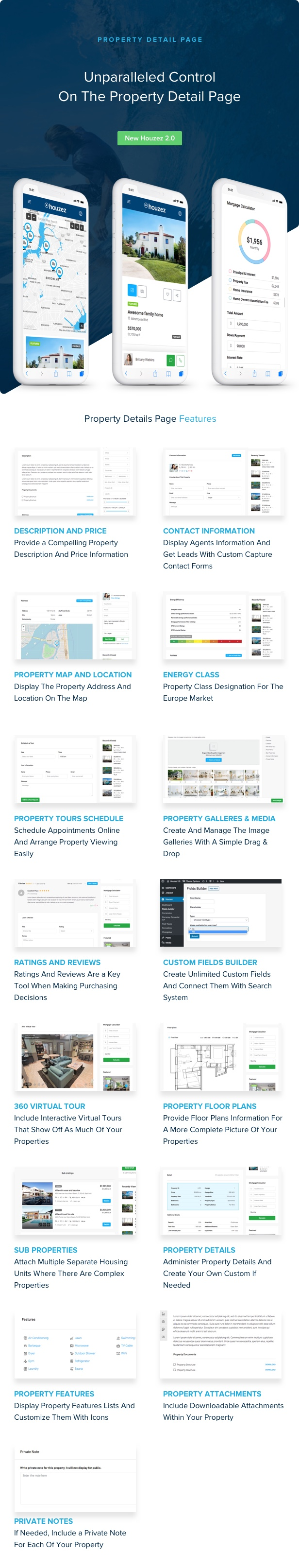 Houzez - Real Estate WordPress Theme - 19
