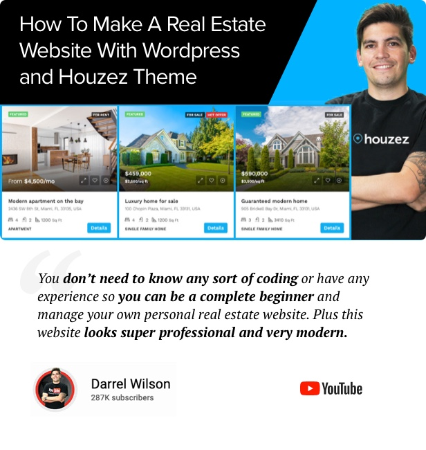 Houzez - Real Estate WordPress Theme - 5